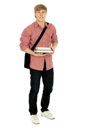 Male student photo