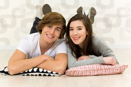 Young couple Stock Photo - 6446924