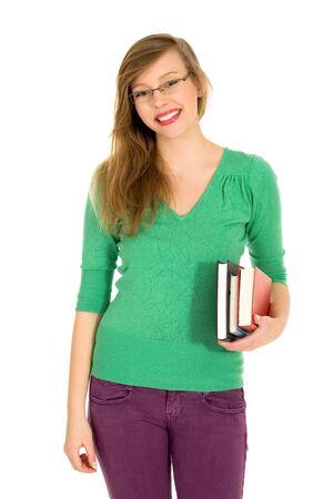 Female student  Stock Photo - 6525556