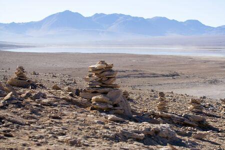 altiplano: In the Altiplano, South Bolivia Stock Photo