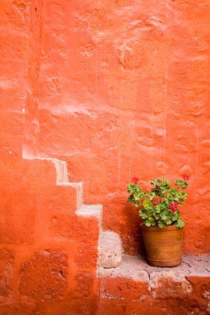 catalina: Convento di Santa Catalina, Arequipa, Peru Archivio Fotografico