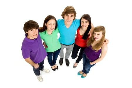 Group of friends Stock Photo - 6960909