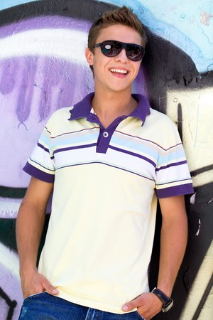 Casual young guy Stock Photo - 7379959
