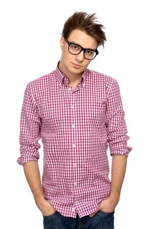jeune mec: Guy de jeune cool d�contract�