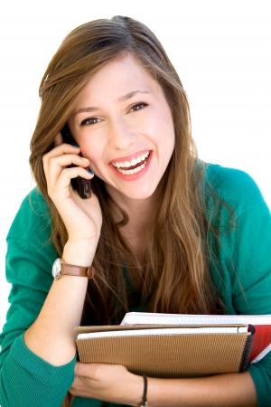 Female student Stock Photo - 10514435