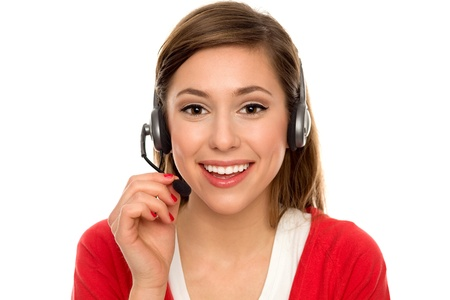 Call center Stock Photo - 11341752