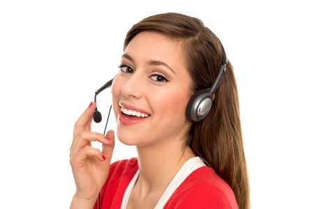 Call center Stock Photo - 11341751