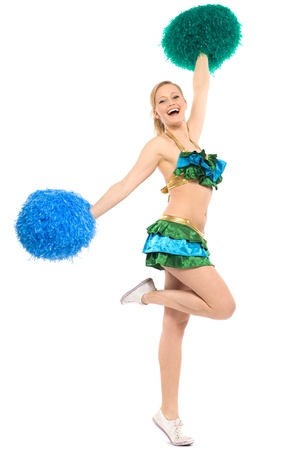 Cheerleader Stock Photo - 11859664