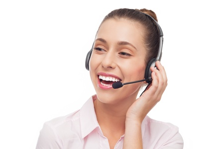 Call Center Operator Stock Photo - 16061198