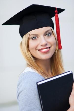 graduates: Female graduate