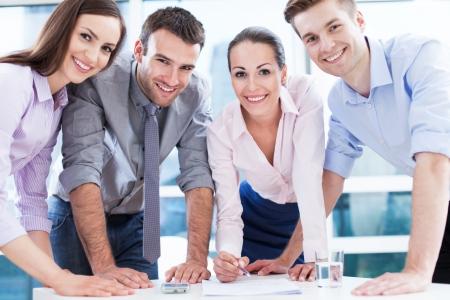 Successful business team Stock Photo - 20174783