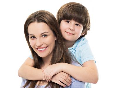 mamma e figlio: Madre e figlio