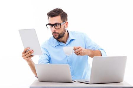 tiedup: Too much technology