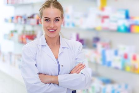 farmacista femminile