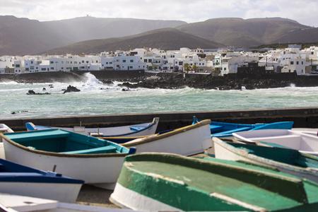 Punta Mujeres, Lanzarote, Canary Islands