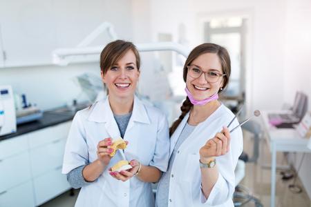 Female Doctors Stock Photo