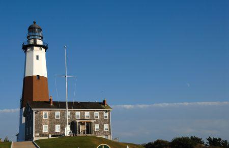montauk: Montauk Point lighthouse, Long Island, New York