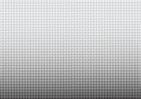Vector halftone dots. color dots on background.