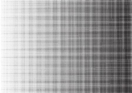 Puntos de semitono de vector. puntos de color en el fondo.