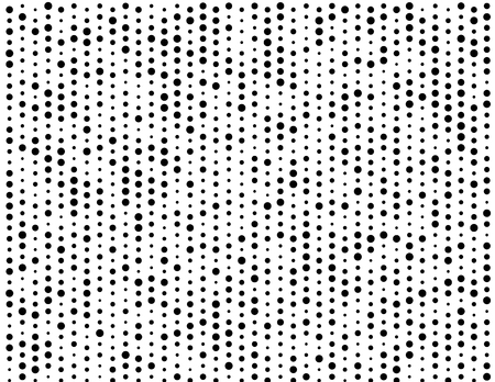 Vector color dots on background.
