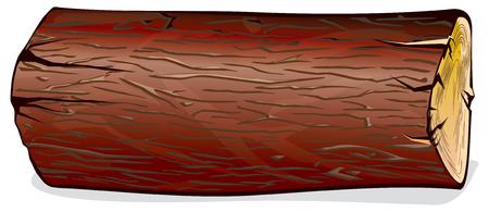 chobot:  log  timber  Ilustrace