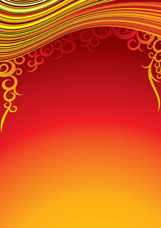 Arabic Style Festive Background