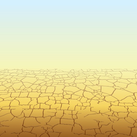 barren: Desert   background Illustration
