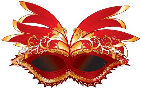 carnevale:   carnival mask