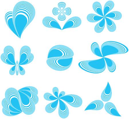 Creative elements for your design  Vector