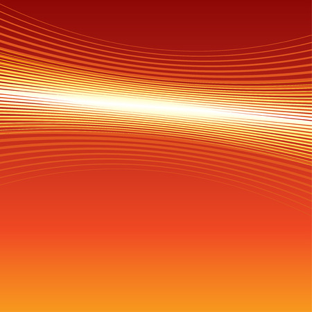 Abstract orange background. To see more - please visit at my gallery. Vector