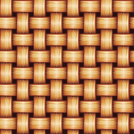 bast: Seamless Vector Woven Texture