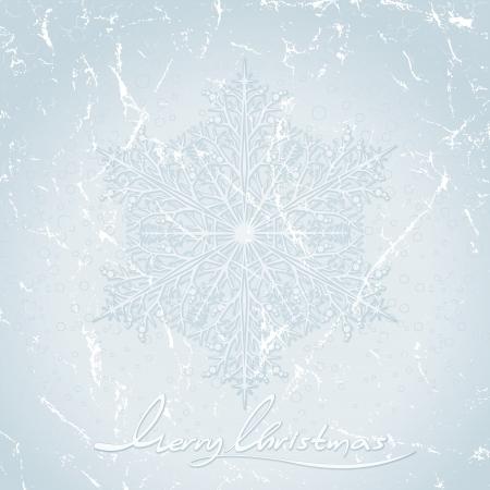 natale: Grunge Christmas Background