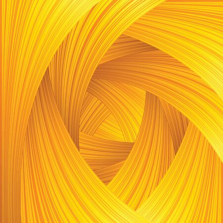 Abstract Yellow Vector Background. Ready for Your Text and Design.
