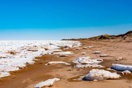 Cavendish Beach Prince Edward Island NP Canada 写真素材 - 118487602