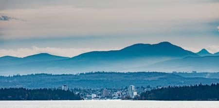 Port of Nanaimo Vancouver Island BC Canada