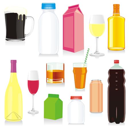 pellucid: beber contenedores aislados