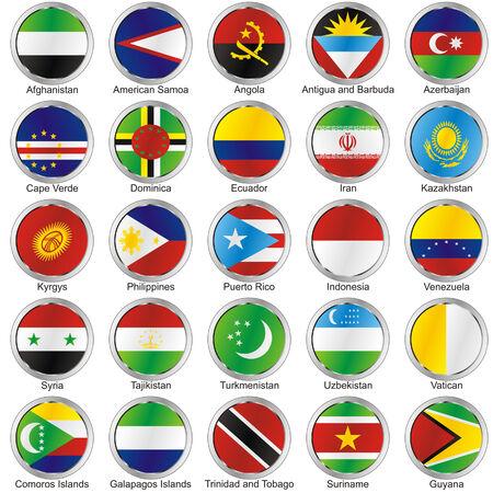 bandera de venezuela: aislamiento internacional de banderas