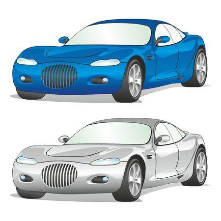 car showroom:  puede editables los coches aislados con detalles