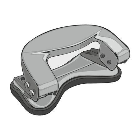 perforator Stock Vector - 8953558