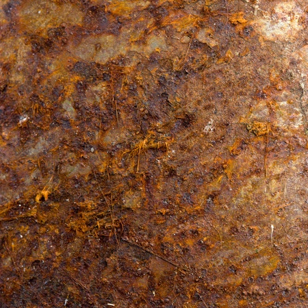 Texture and background. The old rusty iron texture. Stock Photo - 11039934