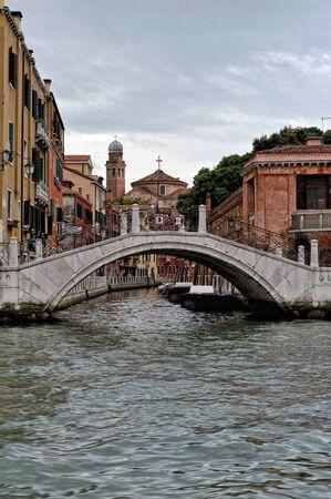 venice bridge: Cityscape of Venice.