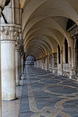 doges  palace: View to Doges Palace in Venice.