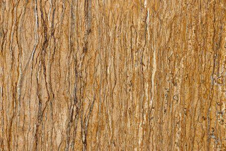 """motif naturel de tranches minérales polies de couleur marron marbré. Super haute résolution """" Travertin Walnut """". Contexte."""
