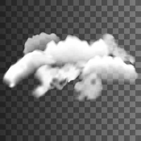 clouds: Transparent clouds