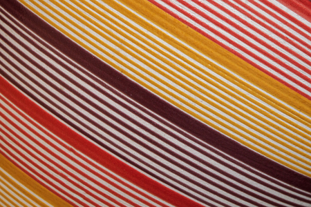 Abstract background of smoothly curved colored lines Stok Fotoğraf