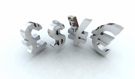 yen sign: Money signs
