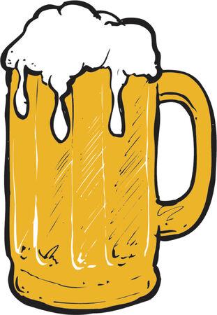 Cerveza  Foto de archivo - 589983