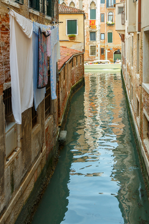 modes: Water taxi in Venice. Boat taxis in Venice, one of the most popular and user-friendly modes of transport in the city. Stock Photo