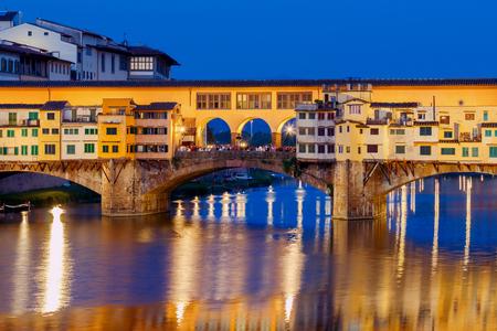 ponte: Florence. Ponte Vecchio.