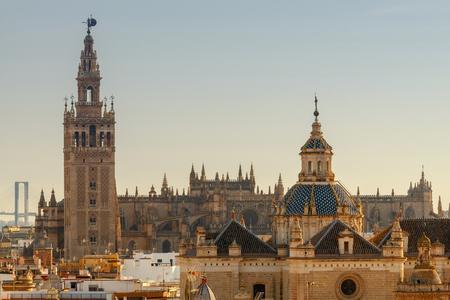 Sevilla. Tower Giralda.